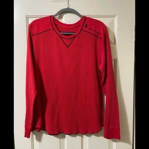 Armani Exchange designer long sleeve shirt M